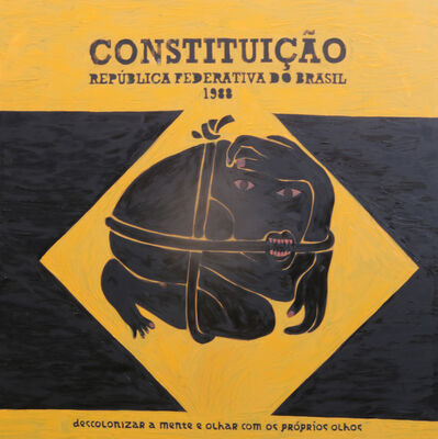 Josafa Neves, 'Desumanizacao 4', 2019