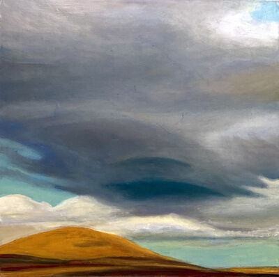 Nora Charney Rosenbaum, 'Lenticular Cloud 2', 2019