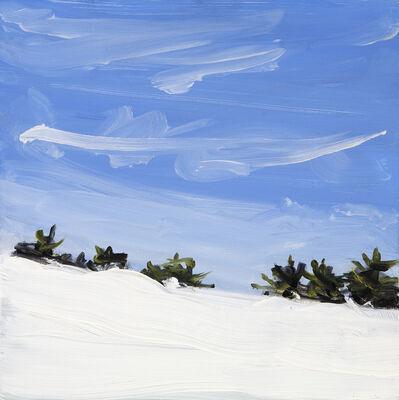 Susan Headley Van Campen, 'White Fields, Oyster River Farm', 2017
