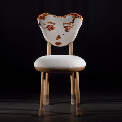 "Pierre Yovanovitch, '""Marion"" Madame Oops Girlfriend Chair', 2019"