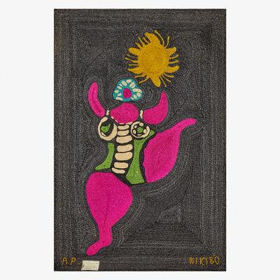 After Niki de Saint-Phalle Nane, 'Wall-hanging tapestry, Guatemala', 1980