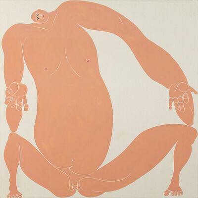 Giovanni Garcia-Fenech, 'Seft-portrait VIII', 2011
