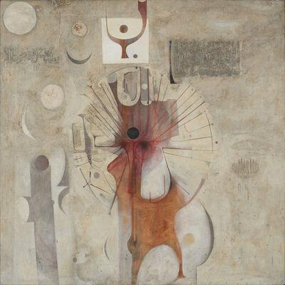 Ibrahim El-Salahi, 'The Last Sound', 1964