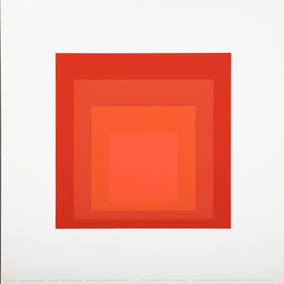 Josef Albers, 'Homage to the Square: MMA-2', 1970