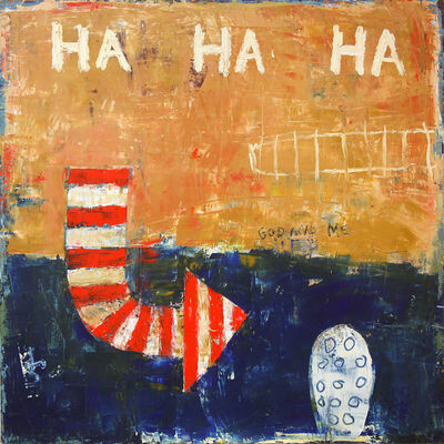 Bill Fisher, 'Ha Ha Ha', 2016
