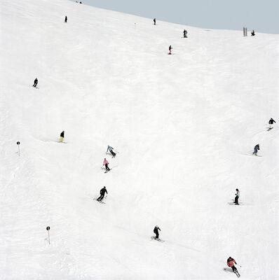 Tim Hall, 'Lesson II, Lech Am Arlberg, Austria',