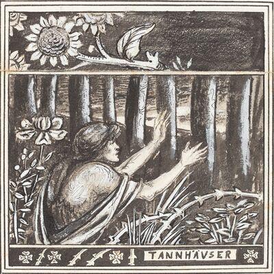 Aubrey Beardsley, 'Tannhäuser'