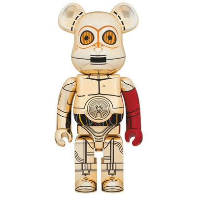 BE@RBRICK, 'Star Wars C-3po The Force Awakens 1000%', 2017