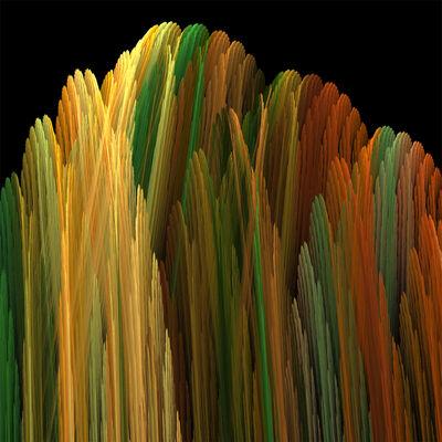 Gloria King Merritt, 'Hills and Mountains', 2018