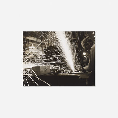 Gordon Coster, 'Welder', c. 1930