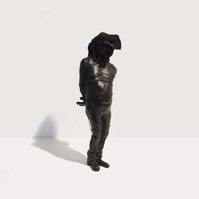 Tim Shaw, 'Hooded Figure', 2017
