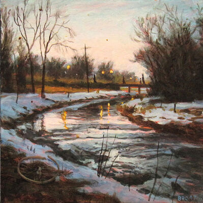 Barry Roal Carlsen, 'Early Thaw', ca. 2000