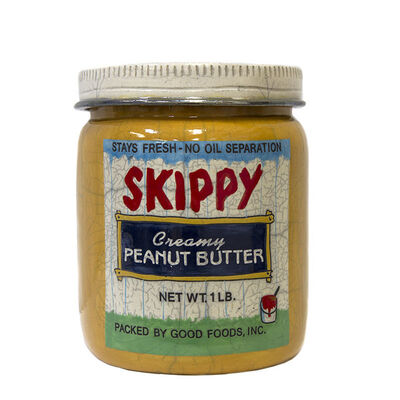Karen Shapiro, 'Skippy Peanut Butter Jar', 2018