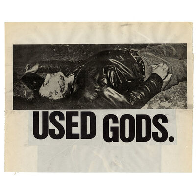 Nil Ultra, 'Used Gods', 2016