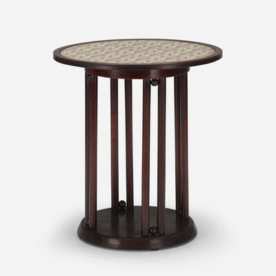 Josef Hoffmann, 'occasional table', c. 1905