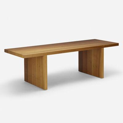 Claudio Silvestrin, 'Millennium Hope dining table', 2000