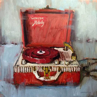 Bradford J. Salamon, 'William Wray's Childhood Turntable', 2019
