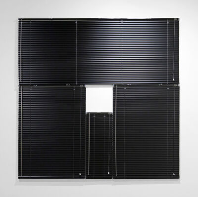 Michael Craig-Martin, 'Untitled (Black)', 1989