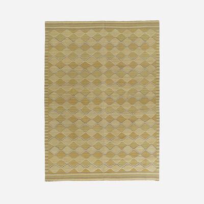Barbro Nilsson, 'Spattan tapestry weave carpet', 1943