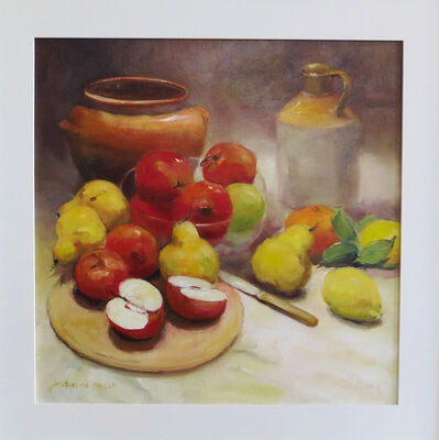 Jacqueline Fowler, 'Apples and Pears'