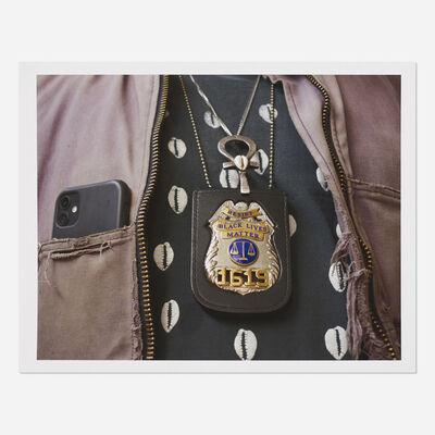 Nari Ward, 'American Precinct: Witness to Protect', 2020