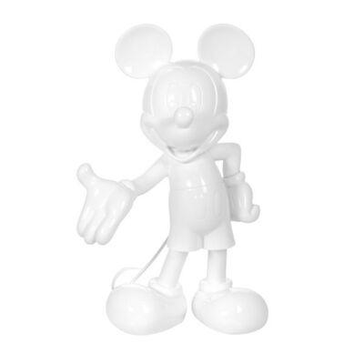 Leblon Delienne, 'Mickey Welcome White lacquered finish', 2019