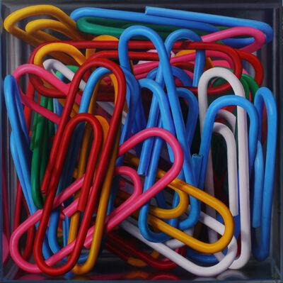 Javier Banegas, 'Clips Box', 2015