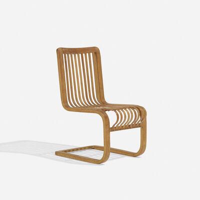 Ubunji Kidokoro, 'Lounge Chair', c. 1937