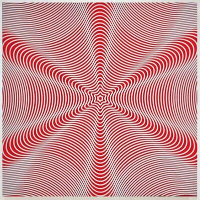 John Zoller, 'John Zoller, Nebula Orange Pulse', 2018
