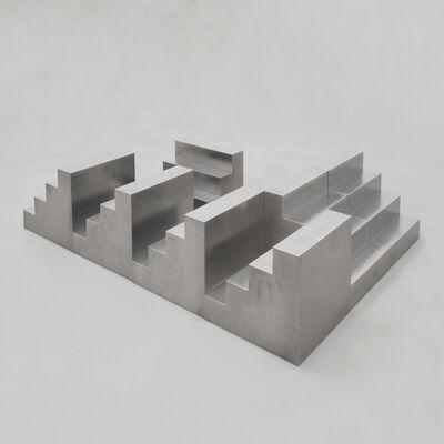 Nicola Carrino, 'Ri/Costruttivo 1/69 E.2016, Zeta Uno, 7 scale modules, n. 26.57/32.57', 1969-2016