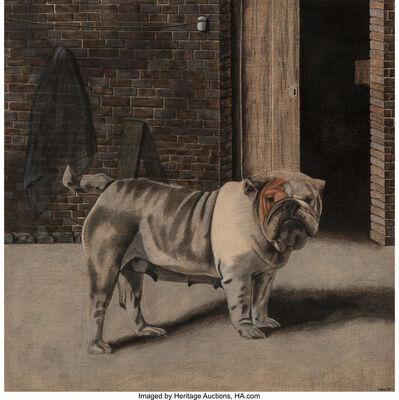 Antonio Seguí, 'Bull Dog', 1974