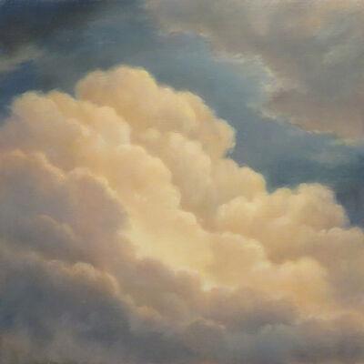 Jane Bloodgood-Abrams, 'Cloud Icon XX ', 2016
