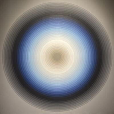 Yan Lei, '彩轮 Color Wheels', 2004