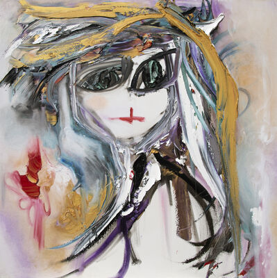 Lea Fisher, 'Self Portrait When I am Old', 2020