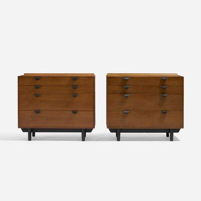 Finn Juhl, 'Cabinets, Pair', c. 1951