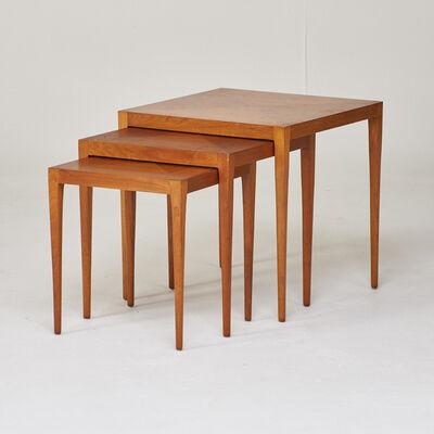 Stewart Macdougall, 'Set of nesting tables'