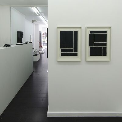 Mike Meiré - Outside the Visible, installation view