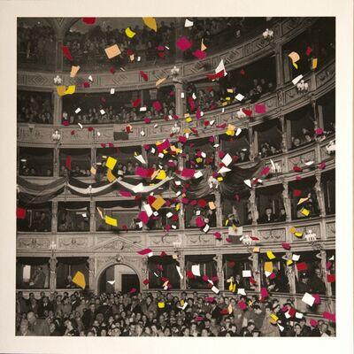 Otto Berchem, 'Muchos Somos (Trieste)', 2015
