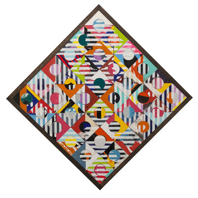 Revok, 'Diamonds, 8/50', 2014