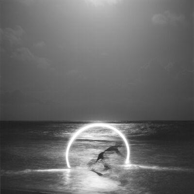 Heather Boose Weiss, 'Moon Beam', 2010
