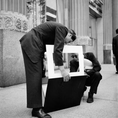 Vivian Maier, 'Chicago', 1961