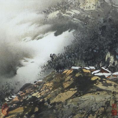 Koo Mei 顧媚, 'Deep Spring 春深', 1993