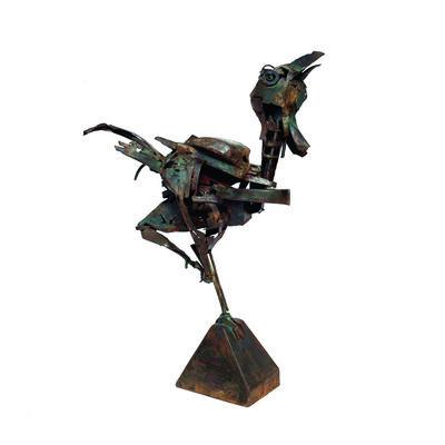 Alaa Abou SHAHEEN, 'Cock Crow', 2013