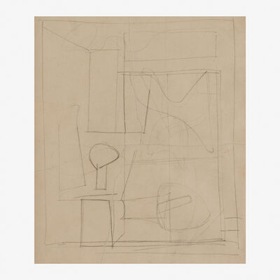 Willem de Kooning, 'Untitled'