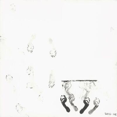 He Xiangyu, 'My Feet 160708', 2016