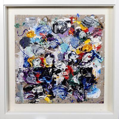 Ismael Lagares, 'Blue XV', 2019