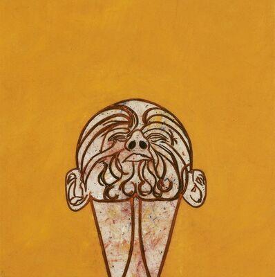 Tony Bevan, 'Self Portrait after Messerschmidt (PC107)', 2010