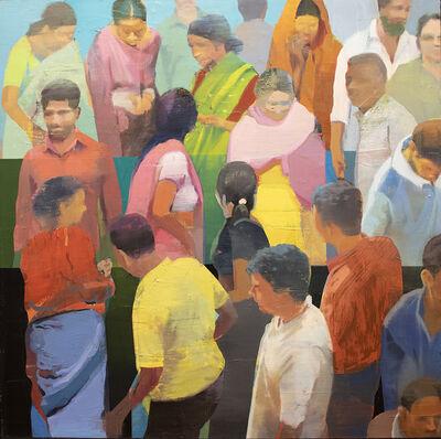 Suhas Bhujbal, 'Market #17', 2020
