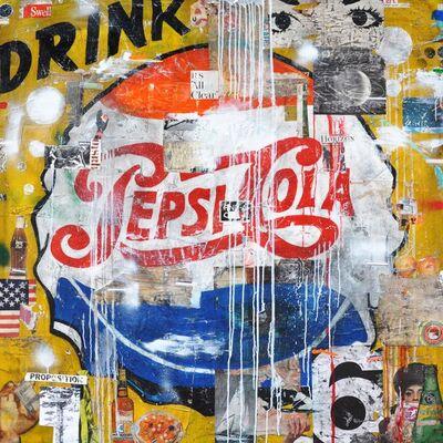 Greg Miller, 'Drink Pepsi', 2019
