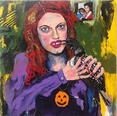 Huey Crowley, 'Lindsay Wixon and my Loon', 2018